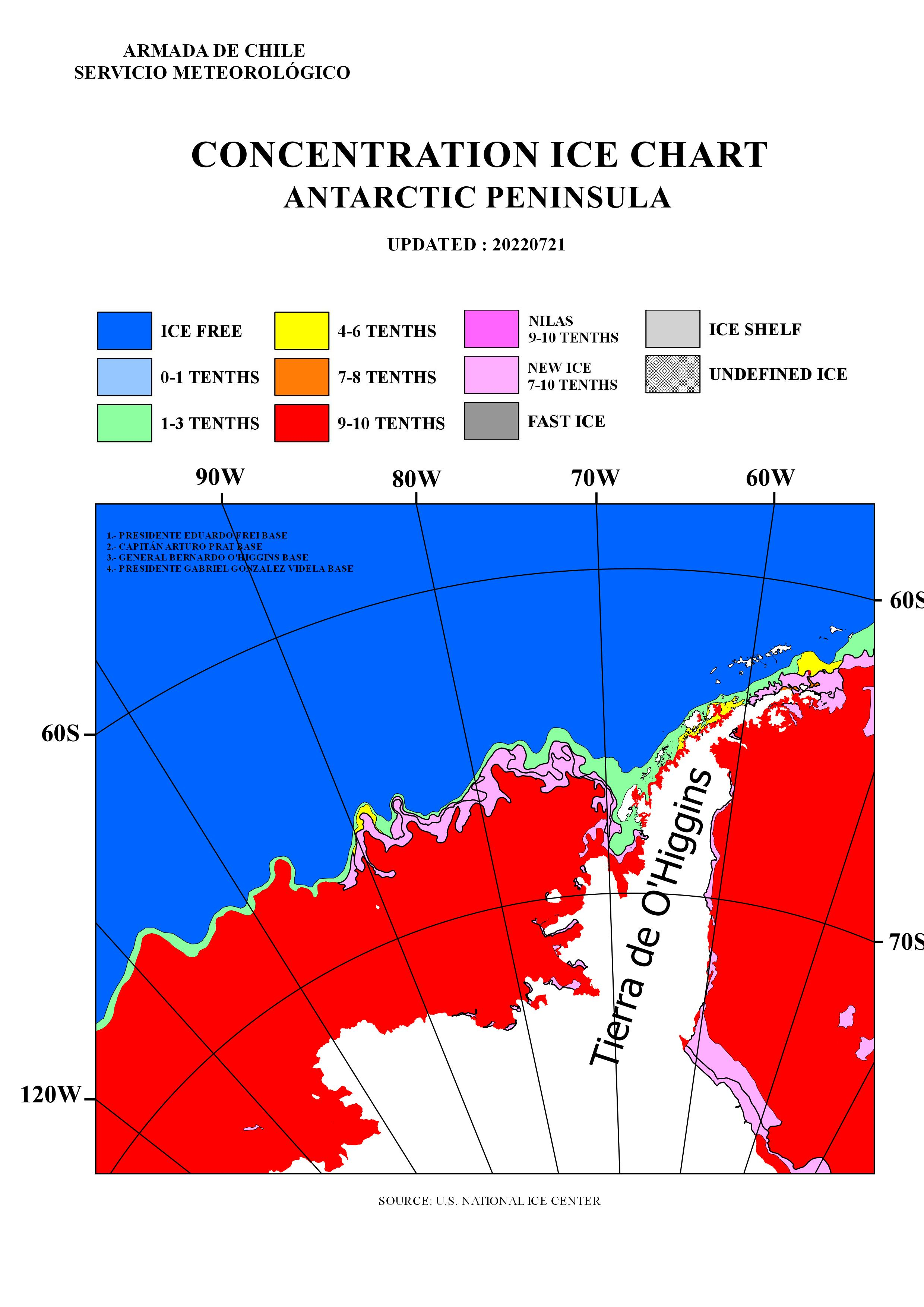Nautical Free Charts Publications No Image Version Intranet Network Diagram Photo Album Diagrams Antarctic Penninsula Bw Sea Ice Limit Chart Concentration